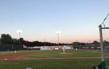 Hagerstown Suns Game   June Firsty Thursday