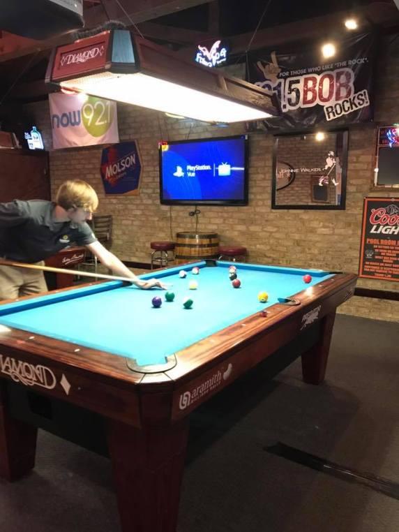 Break Away II Sports Lounge | August Firsty Thursday