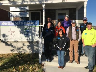 Habitat For Humanity-Volunteers