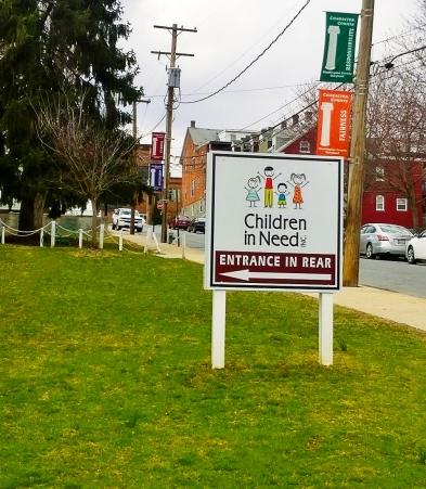 Children In Need-Volunteers